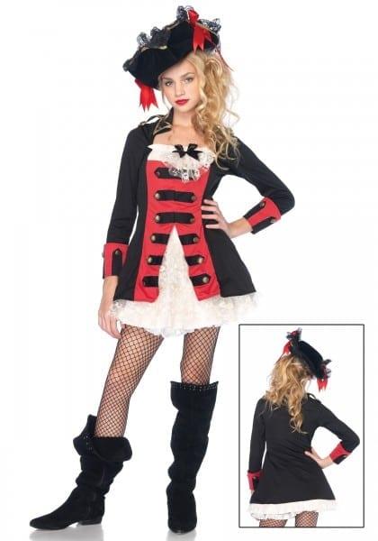 Girls Pirate Halloween Costumes