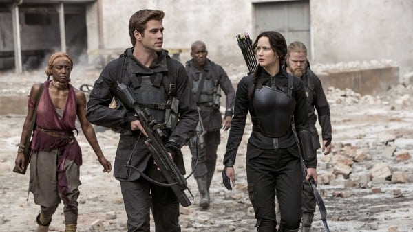 This Is How Katniss' 'mockingjay' Battle Outfit Came Together