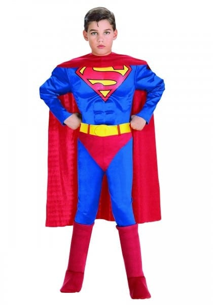 Superhero Outfits For Toddlers