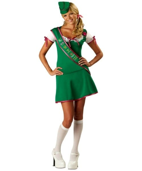 Troop Girl Scout Costume