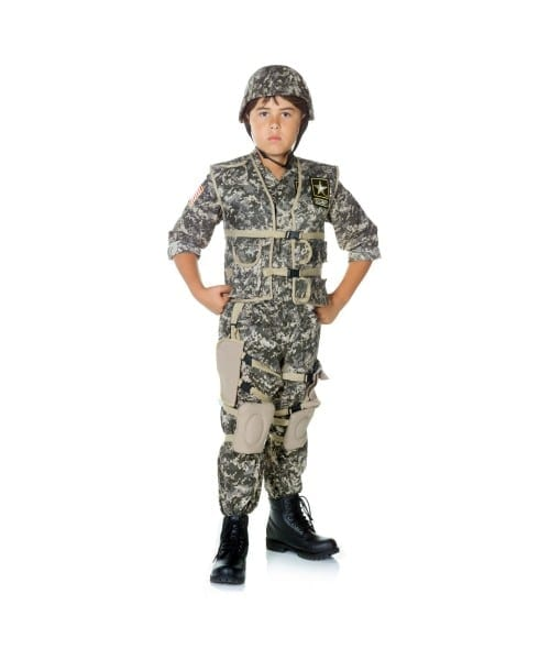 Army Us Soldier Kid Costume