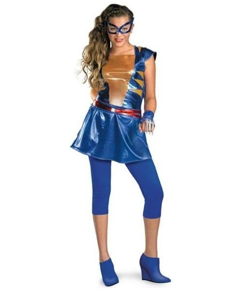 Wolverine Daughter Of Kids Costume