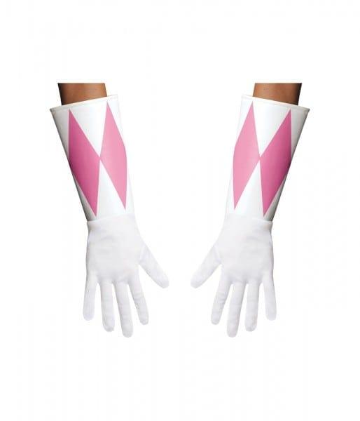 Pink Power Ranger Women Gloves
