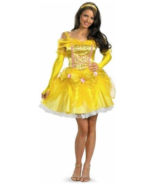 Belle Disney Princess Adult Costume