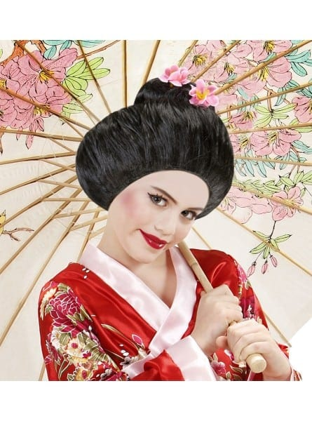 Women's Traditional Geisha Wig  The Coolest