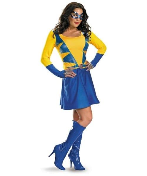 Wolverine Female Adult Costume