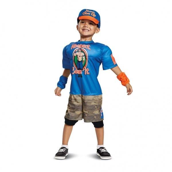 John Cena Toddler Muscle Costume