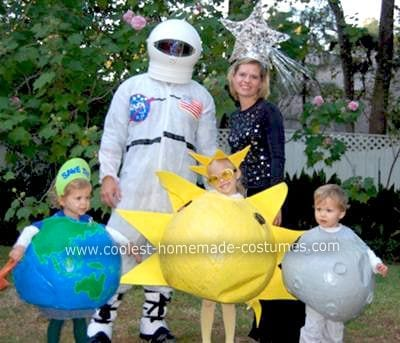 17 Best Space Costumes Images On Best Party Supply
