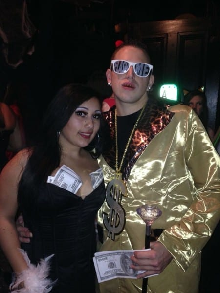Pimp And Hoe Halloween Costume Couples