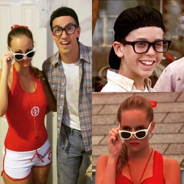 Squintz And Wendy Peffercorn Halloween Costumes