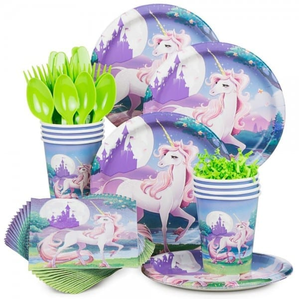 Costume Supercenter  Unicorn Fantasy Birthday Party Standard