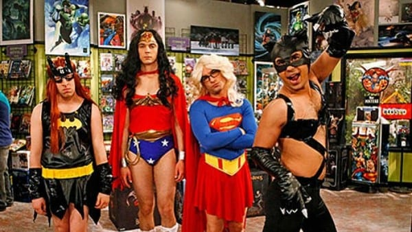 Big Bang Theory In Super