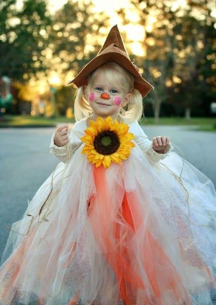13 Diy Baby Scarecrow Costume