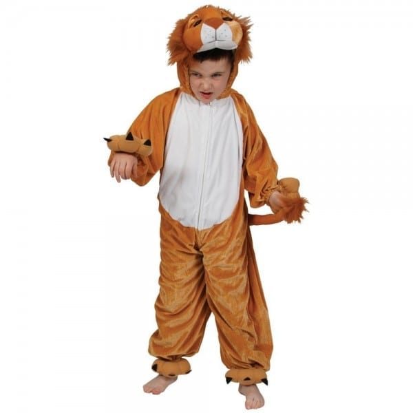 Buy Lion Lioness Kids Costume
