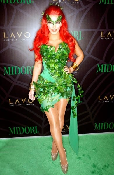 Kardashians' Best Halloween Costumes