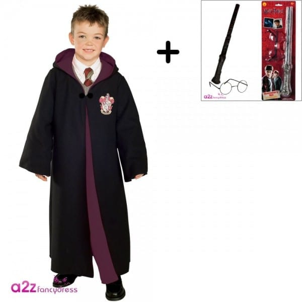 Harry Potter ~ Deluxe Gryffindor Robe