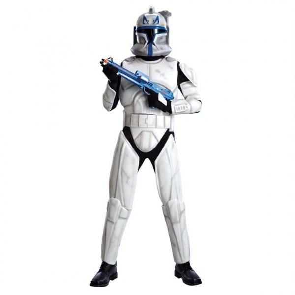 Morris Costumes Star Wars™ Clone Wars Deluxe Clonetrooper Leader