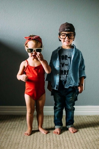 Wendy Peffercorn And Squints  Halloween  Toddlecostumes