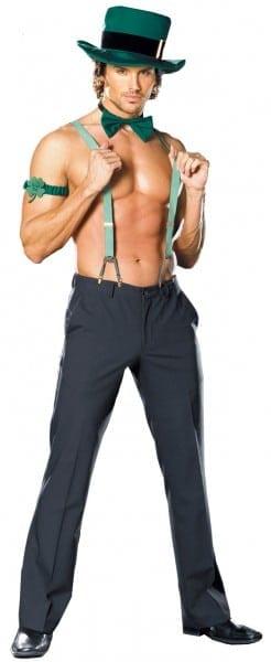 Get Lucky Leprechaun Men's Costume