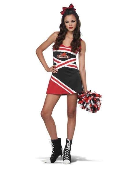 Bad Cheerleader Costume