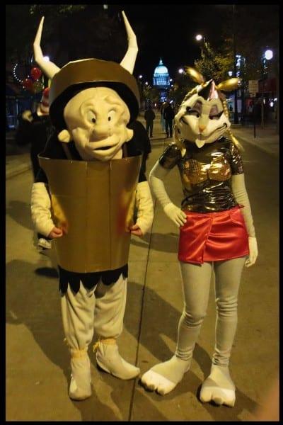 2013 Elmer Fudd And Bugs Bunny By Halloweeners On Deviantart