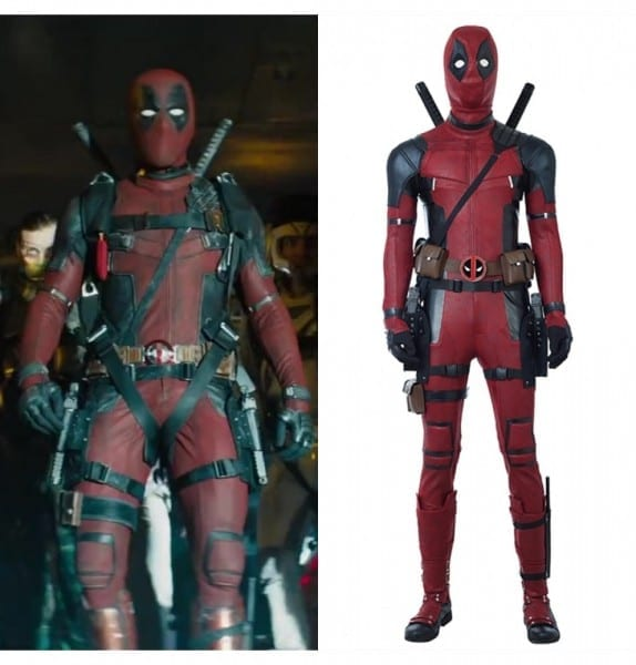 Buy Deadpool Costume, Deadpool Cosplay Costumes