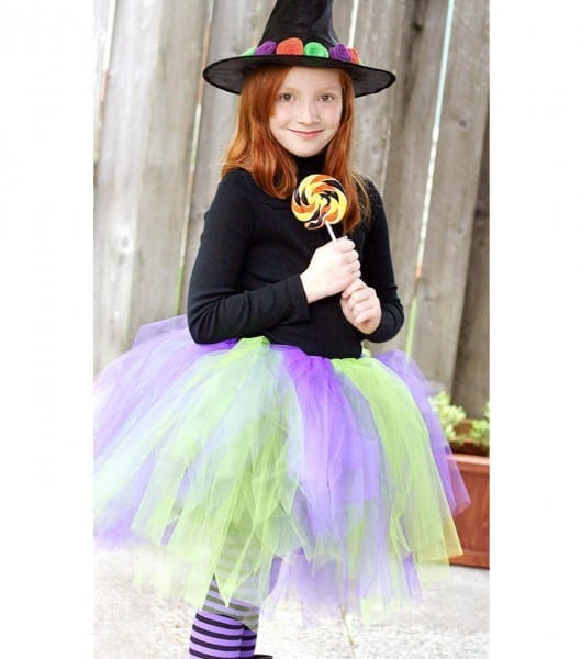 Diy Easy Halloween Witch Costume