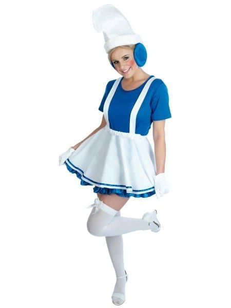 Smurf Costumes, Smurfette Costumes, Smurf Outfits, Smurf Fancy