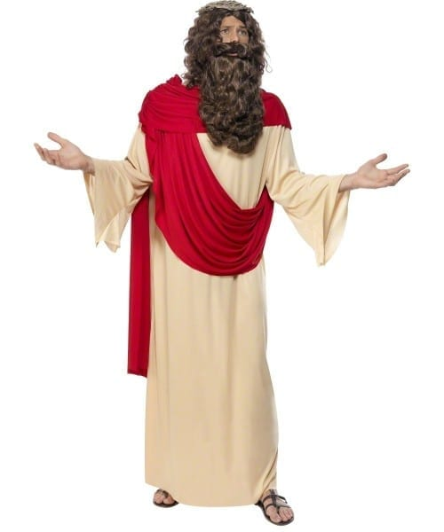 Clerical Whispers  Priests Brand Halloween Jesus Costumes 'an Insult'