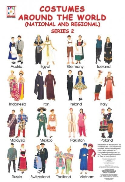Image Result For Costumes From Different Countries