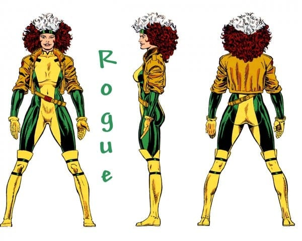 Looking To Have Rogue Bodysuit (& Possibly Other Pieces) Made From
