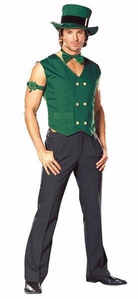 Get Lucky Leprechaun Costume