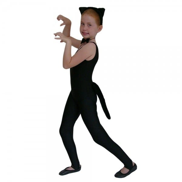3pc Cat Kit For Cat Costume Accessories Inc Tail