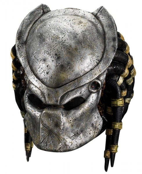 Deluxe Predator Adult Costume Mask