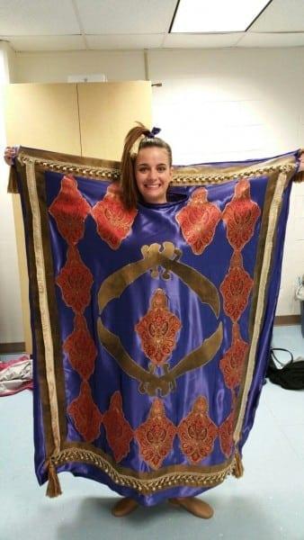 Magic Carpet Costume Aladdin …