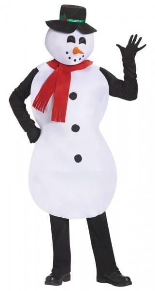 Adult Snowman Onesie