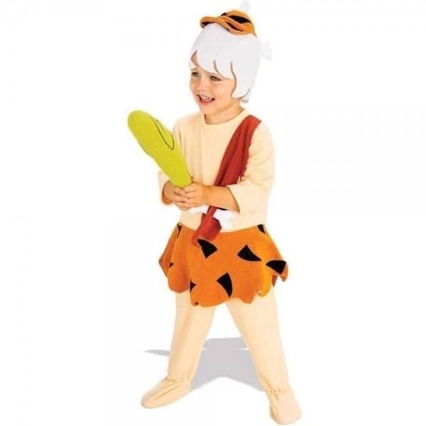 Amazon Com  Little Boys' Bamm Bamm Costume Medium (5 7)  Baby