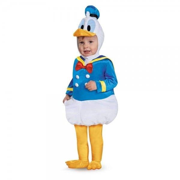 Amazon Com  Disguise Baby Boys' Donald Duck Prestige Infant