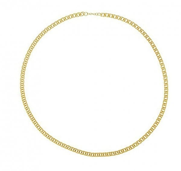 Hip Hop Big Daddy Pimp Gangster Egyptian Gold Chain Necklace