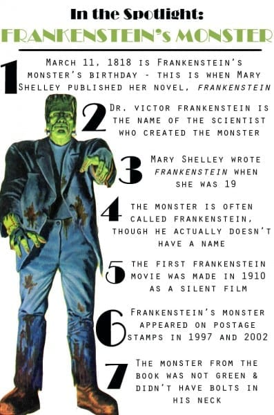 The Movie Sleuth  31 Days Of Hell  A Collection Of Frankenstein