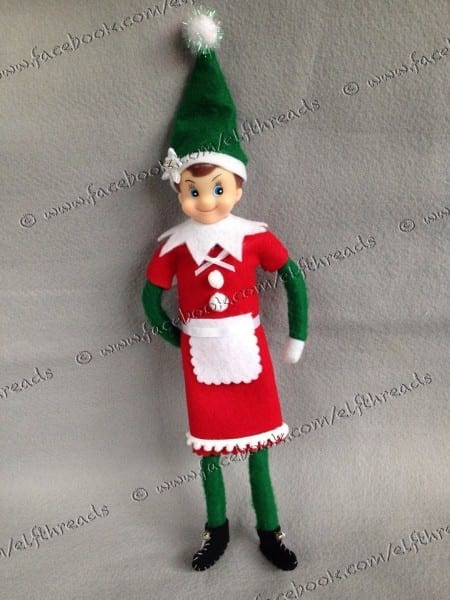 Mrs Claus Outfit