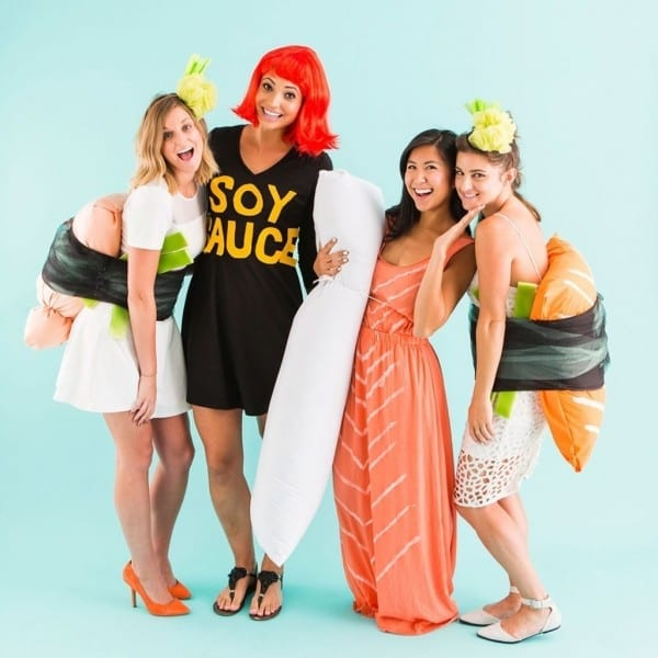 10 Trendy Group Costume Ideas For 5