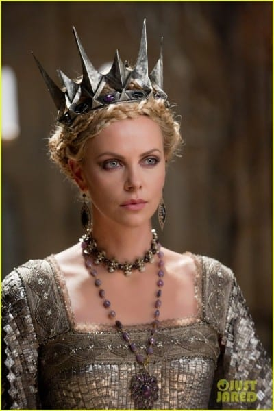 Snow White And The Huntsman, Evil Queen  This Was My Favorite