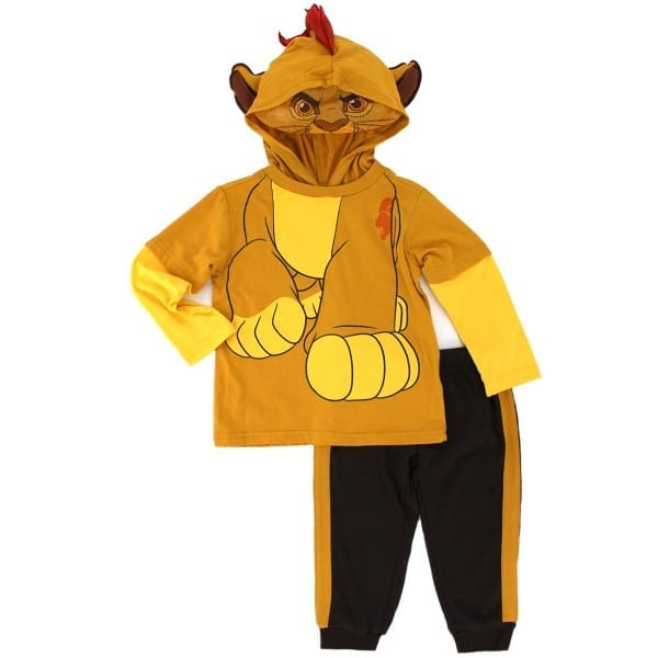 The Lion Guard Toddler Hoodie Top And Pants Set