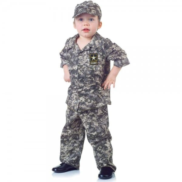 Amazon Com  U S  Army Camo Set Toddler Costume