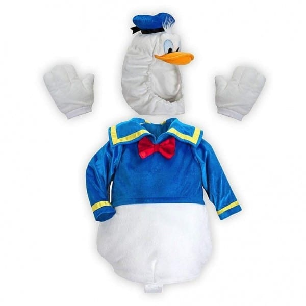 Amazon Com  Disney Store Deluxe Donald Duck Plush Halloween