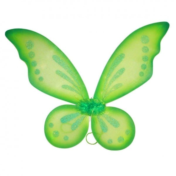 Amazon Com  Green Pixie Tinkerbell Style Wings  Toys & Games