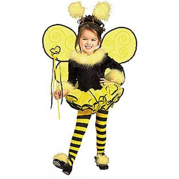 Amazon Com  Rubie's Bumblee Bee Child Girls Halloween Costume