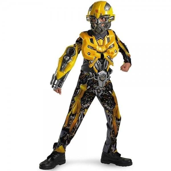 Amazon Com  Bumblebee Deluxe Child Costume