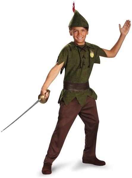 Amazon Com  Disguise Peter Pan Robin Hood Disney Costume  Toys & Games